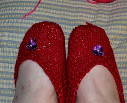 slippers for her