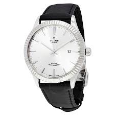Tudor Style by Tudor Style Silver Dial Automatic Men U0027s Watch 12710 Svls Style