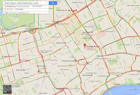 Google Maps Spain by Map London Google Deboomfotografie