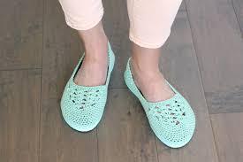 crochet slippers with flip flop soles free pattern video