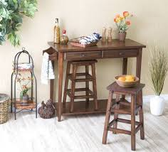 Portable Islands For Kitchens Home Styles Portable Kitchen Island Vintage Caramel Finish