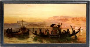 Nile River by Declan        FWMS Seekers Ancient Egypt Research do not wish to be bothered  Under the rule of Ramses III       b c        b c   a new threat emerged  This threat was a group of people called the Sea