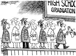 Dropout cartoon says it all