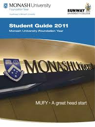 mufy student guide university and college admission test