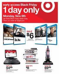 pre black friday sale at target target black friday 2015 ad scan