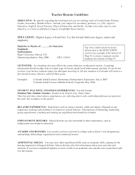 what are some objectives to put on a resume resumes for teachers http www teachers resumes com au teachers there are several parts of assistant teacher resume to concern before you want to write it here you need to put your identity which consists of your