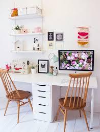 Desk With File Cabinet Ikea by Best 25 Ikea Workspace Ideas On Pinterest Study Desk Ikea Desk