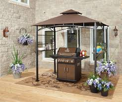 Patio Furniture Lowes Canada - shop unbranded sunjoy bbq gazebo at lowe u0027s canada find our