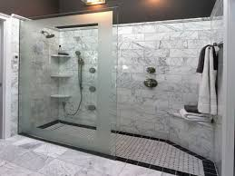 Bathroom Shower Design by Make Your Bathroom Adorable With Amazing Walk In Shower Designs