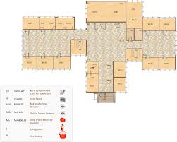 gym and spa area plans how to draw a floor plan for spa in
