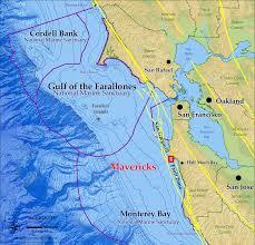 California Maps Mavericks California Map California Map