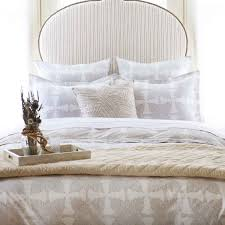 White Headboard Room Ideas Bedroom Covering Your Bed With Beautiful Bedding By John Robshaw