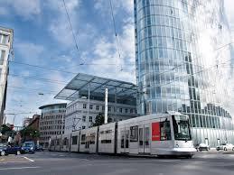 Trams in Düsseldorf