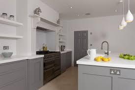 Handleless Kitchen Cabinets Battersea London Handleless Shaker Kitchen Higham Furniture