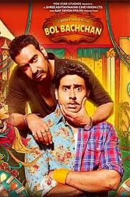 Bol Bachchan (2012) DVD - Ajay Devgn, Abhishek Bachchan, Asin, Amitabh Bachchan, Prachi Desai, Harish Shetty, Asrani, Archana Puran Singh, Krishna Abhishek, Neeraj Vora, Jeetu Verma