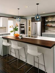 Kitchen Peninsula With Seating by Small Kitchen Layouts Pictures Ideas U0026 Tips From Hgtv Hgtv