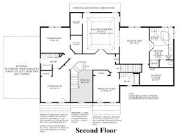 alexandria estates the hampton home design