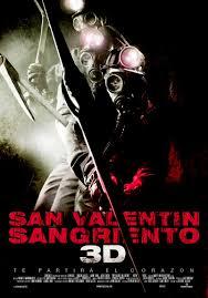 San Valentin Sangriento 3-D
