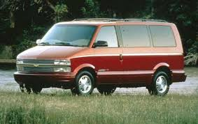 1997 chevrolet astro information and photos zombiedrive