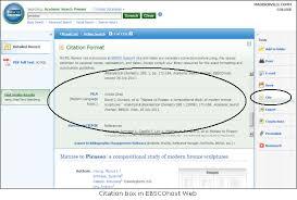 Apa Format Text Citation Website   Cover Letter Templates