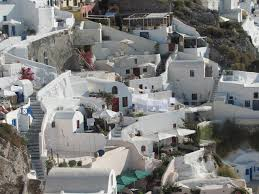 european dream santorini island