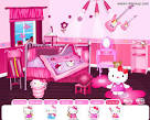 Cute Hello Kitty Bedroom Accessories Theme Ideas for Girls