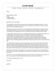 How To Write A Cover Letter For A College Application U0026 Marketing Assistant Cover Letter