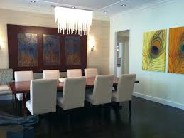 Dining Room Wall Decor Dining Room Chandeliers Contemporary Inspiration Ideas Decor Cool