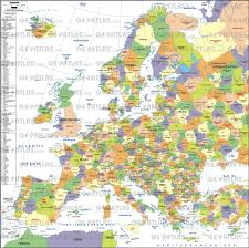 Lat Long Map Related Maps Europe Map