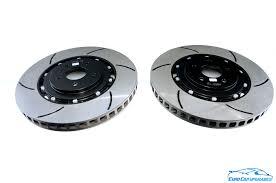 nissan gtr brake rotors two piece front slotted brake discs rotors racingbrake for nissan