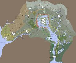 Morrowind Map Morrowind Vs Skyrim Objectively Page 3 Rpg Codex U003e Self
