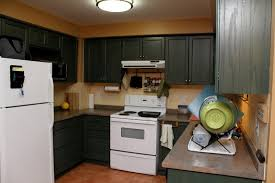 impressive kitchen paint colors with oak cabinets and white
