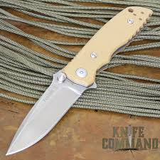 fantoni hb 03 william harsey combat folder tactical knife coyote