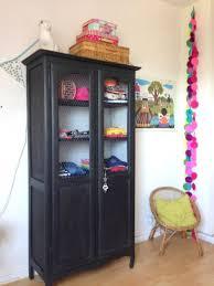 armoire vintage enfant armoire deux portes dressing pour chambre d u0027enfant meuble