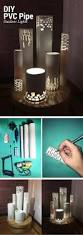 Outdoor Mushroom Lights by 15 Easy And Creative Diy Outdoor Lighting Ideas Pvc Pipe Pipes