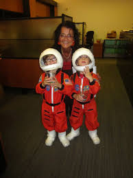 whispers and shouts how to make space shuttle and astronaut costumes
