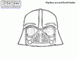 angry birds star wars coloring pages printable coloring home