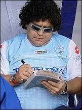 Maradona vai para clínica de alta segurança em Cuba