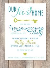 excellent our first home and please join us for a housewarming