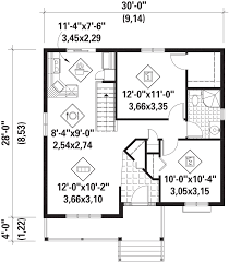 country style house plan 2 beds 1 baths 806 sq ft plan 25 4451