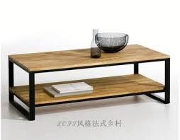 Retro Sofa Table continental iron ikea living room coffee table sofa coffee table