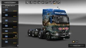 2009 volvo truck volvo fh16 2009t euro truck simulator 2 mods