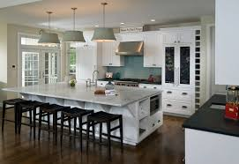 furniture white kitchen island with marbletop features