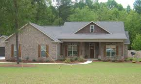 Ranch Style Home Brick And Stone Ranch Style Homes Home Style