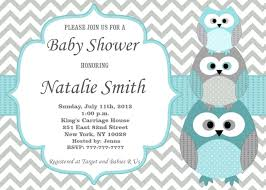 Invitation Cards For Baby Shower Templates Baby Shower Invitations Owl Theme Theruntime Com