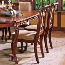 Steve Silver Dining Room Furniture Steve Silver Harmony 8 Piece Oval Dining Room Set In Cherry