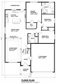narrow raised bungalow canadian home designs custom house plans
