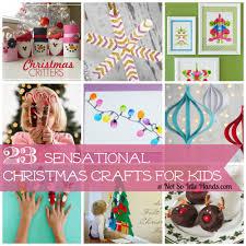 23 sensational christmas crafts for kids
