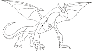 Coloring Ideas by Ben 10 Omniverse Coloring Pages Gallery Coloring Ideas 1487