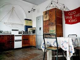 Retro Metal Kitchen Cabinets by Kitchen Astonishing Vintage Kitchen Mixes Retro Decor Industrial
